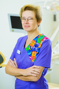 Профессор кафедры детской стоматологии